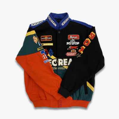 Ice Cream Waltrip Jacket Black