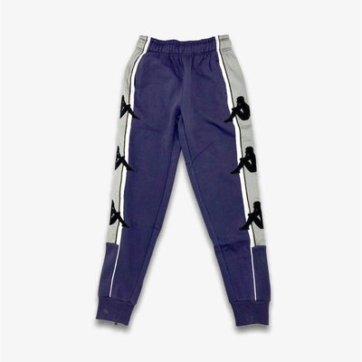 Kappa AUTHENTIC ZALLARD FLEECE Sweatpants Blue Greystone