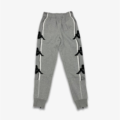 Kappa AUTHENTIC ZALLARD FLEECE Sweatpants Grey