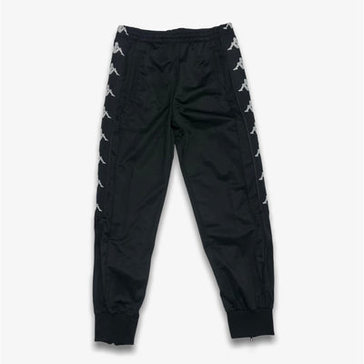 Kappa 222 BANDA 10 ALEN Trackpants Black White