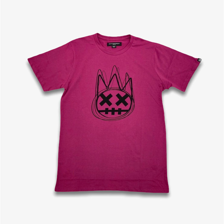 Cult of Individuality Shimuchan Logo Short Sleeve T-shirt Mege
