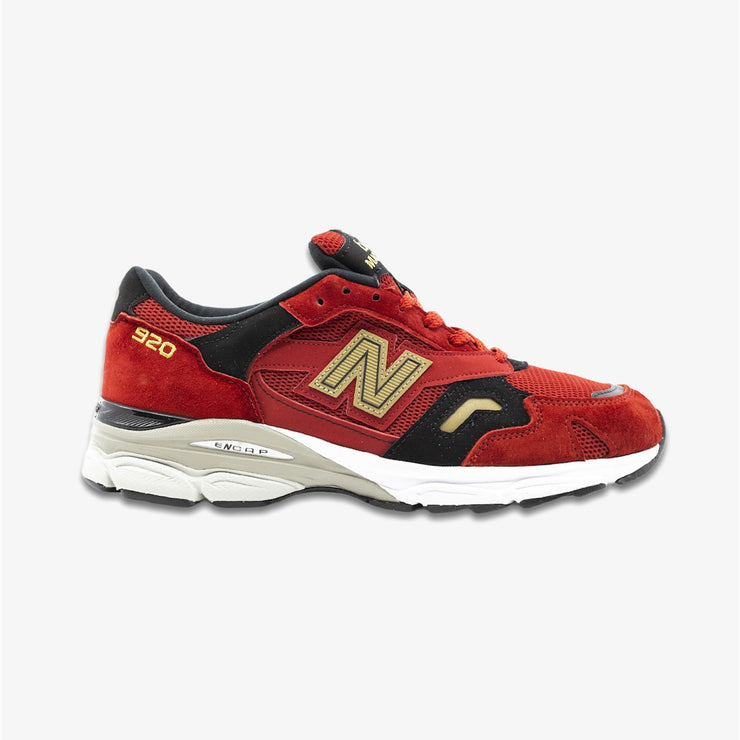 New Balance M920YOX Red Black Made in England