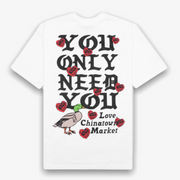 Chinatown Market Never Be Alone Bear T-Shirt