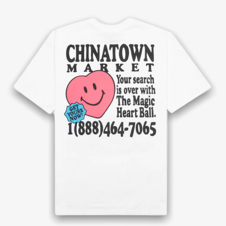 Chinatown Market Smiley Fortune Ball Soul Mate T-Shirt