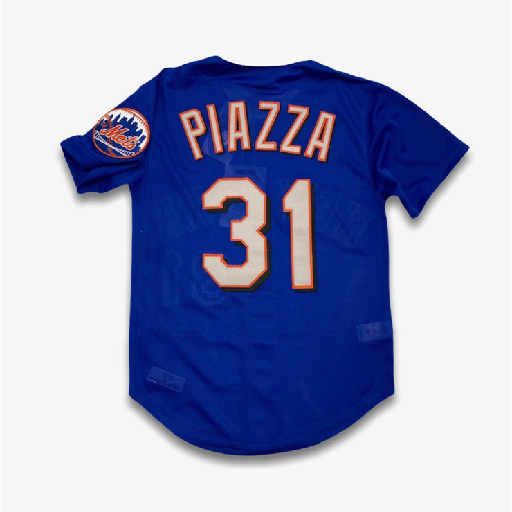 Mitchell & Ness MLB Batting Practice Jersey Mets 1999 Mike Piazza