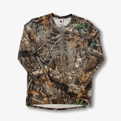 Nike long sleeve Running Skeleton Camo BQBN CJ0179-237