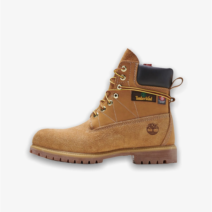 Timberland x Staple 6in Side Zip Boot Wheat Nubuck 0A29HB-231