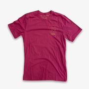 Jordan Engineered 23 Crew Tee Active Fuchsia CJ6232-623