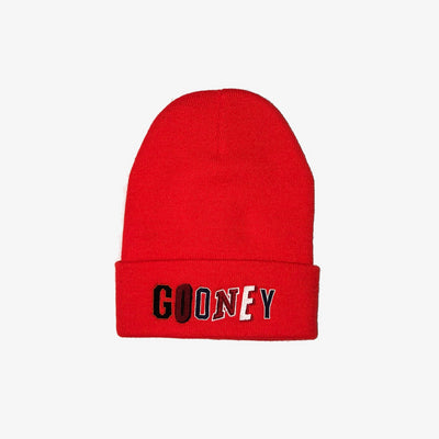B Wood gooney goon beanie orange