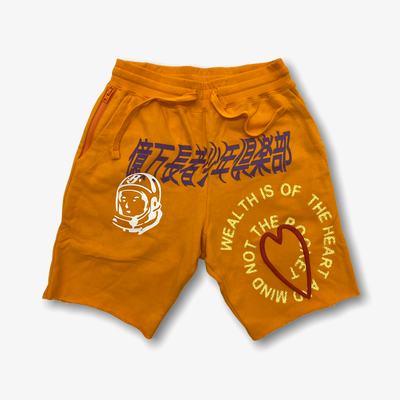 BBC BB Mindfulness Short Flame Orange