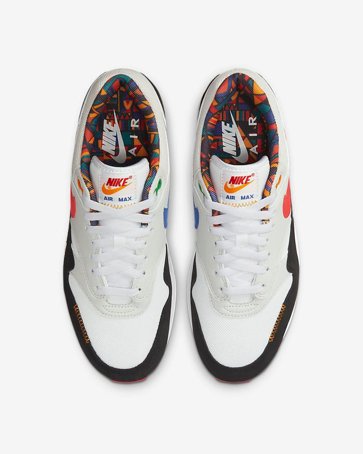 Nike Air Max 1 White Chile Red Photon Dust DC1478-100