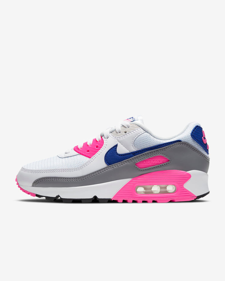 Women's Nike Air Max III White Vast Grey Concord CT1887-100