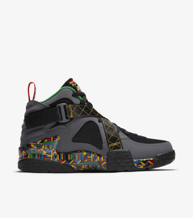 Nike Air Raid Dark Grey Black Multi Color DC1494-001