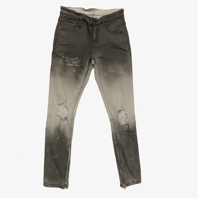 Crysp Denim Jeans Pacific Grey Ombre