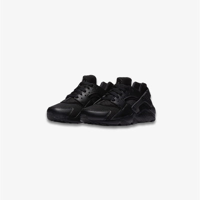 Nike Huarache Run (GS) Black Black 654275-016