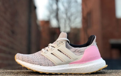 Adidas Ultraboost Junior sizes pink F34033