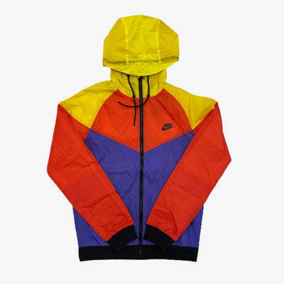 Nike Windrunner Multi yellow blue red CW2312-644