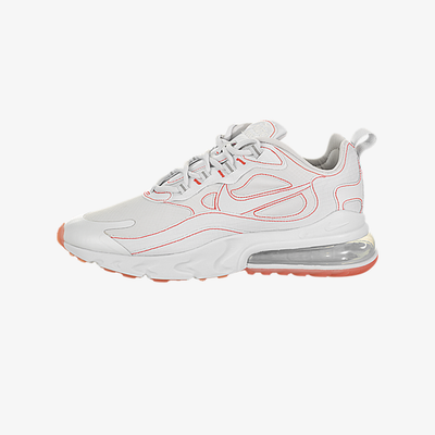 Nike Air Max 270 React SP White Flash Crimson CQ6549-100