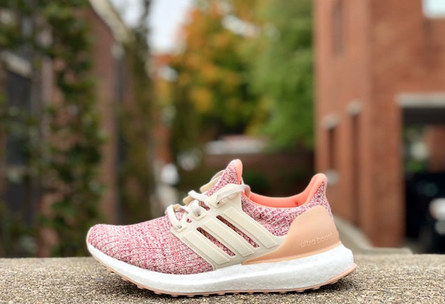 Adidas Ultra Boost Junior Trace Maroon Clear Brown B43513
