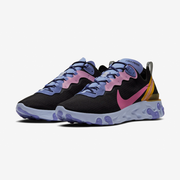 Nike React Element 55 PRM Black Magic Flamingo CI9593-001
