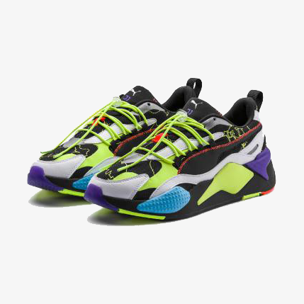 Puma RS-X3 Day Zero Puma Black Puma White 372712-01
