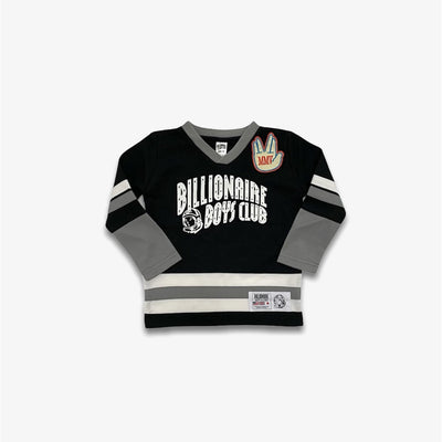 BBC BB Slapslot LS Knit Black kids