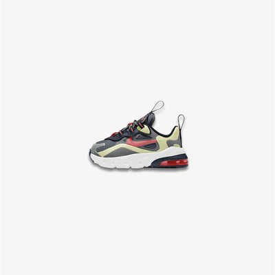 Nike Air Max 270 RT Iron Grey Bright Crimson Toddler Sizes CD2654-015