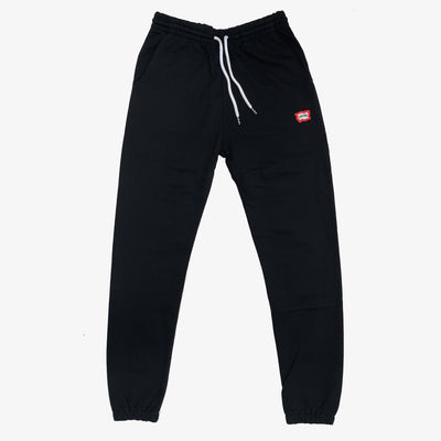 Ice Cream Ripstik Sweatpants Black