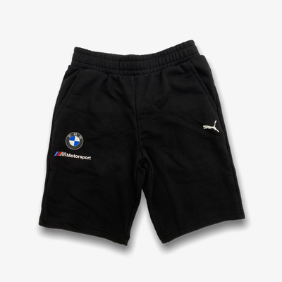 Puma BMW MMS ESS Sweat Shorts Black 599532-01