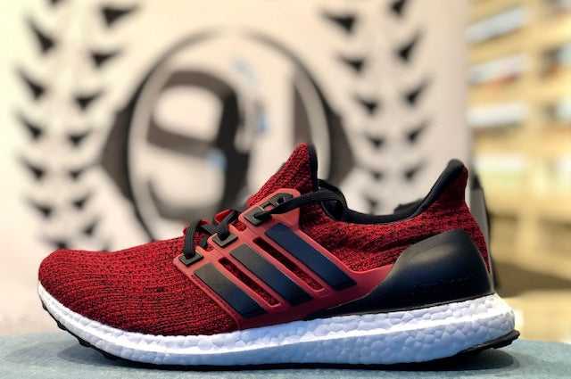 Adidas UltraBOOST Power Red Black White EE3703