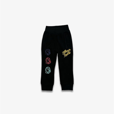 BBC BB Station Jogger Black Kids