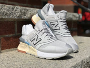 New Balance Womens WS997HE Grey Silver Cream