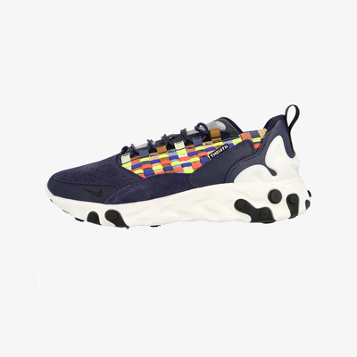 Nike React Sertu Blackened Blue black sail AT5301-400