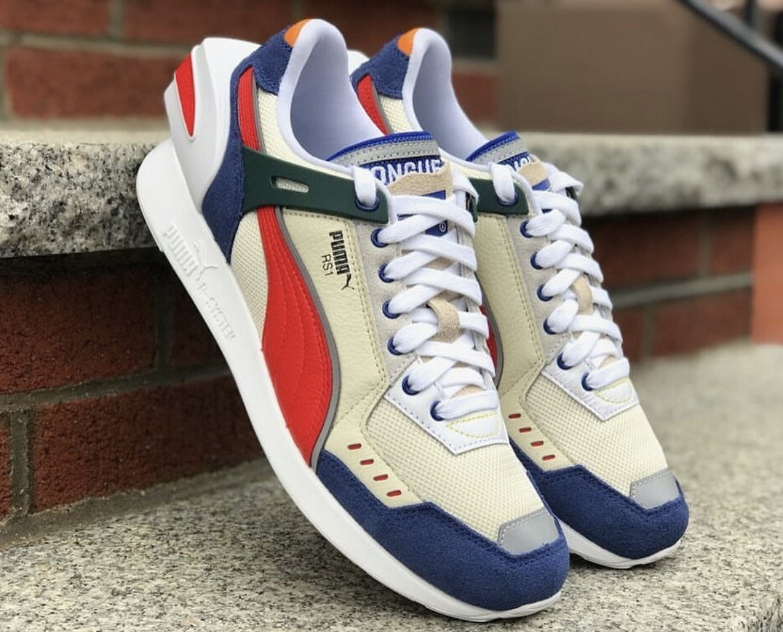 Puma RS-1 Ader Error whisper white blueprint red 369537-01