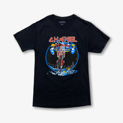 Bleach Goods He Lives Tee Black