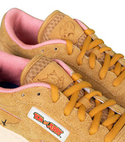Reebok x Tom & Jerry Grade School Club C Revenge MU Tan Pink FW4641