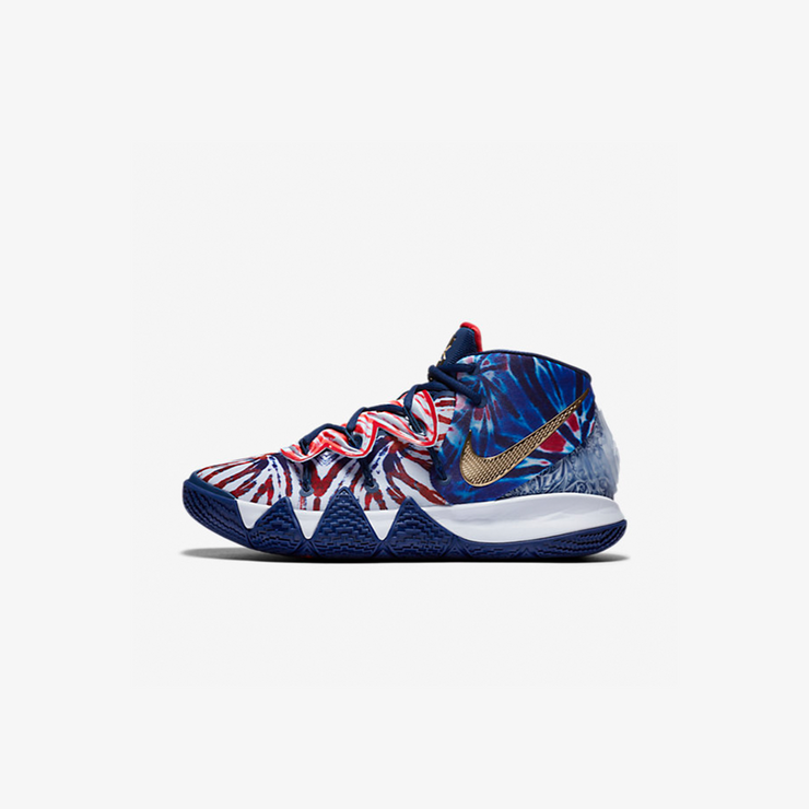 Nike Kybrid S2 PS Blue Void Metallic Gold DA2322-400
