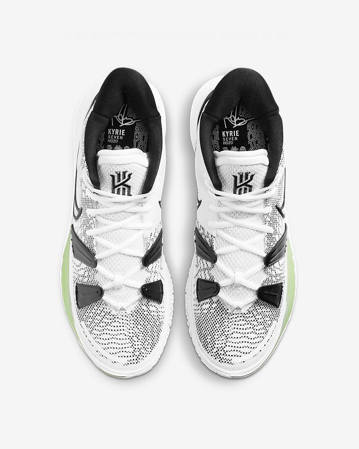 "Nike Kyrie 7 ""Brooklyn Beats""White Black Glow Hyper Royal CQ9326-100"