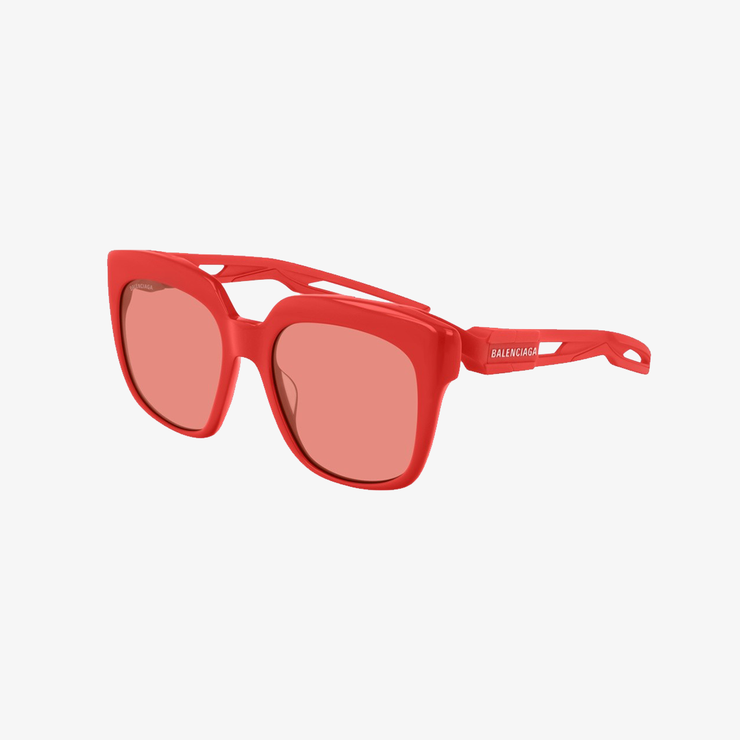 Balenciaga BB0025S-003 sunglasses red