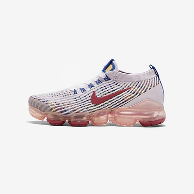 Nike Women's Air Vapormax Flyknit 3 Light Violet Noble Red AJ6910-501