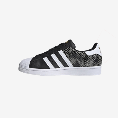 Adidas Women's Superstar Black White FV3327