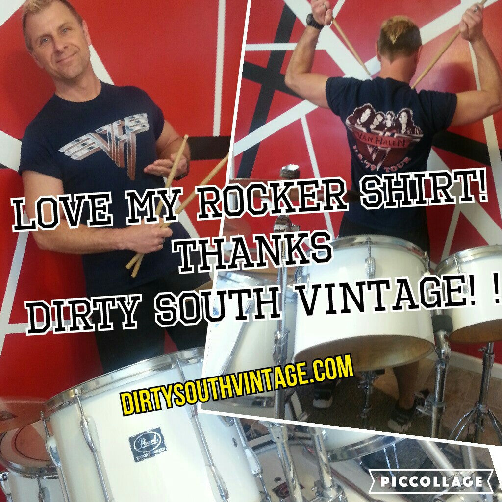 Rock On With Band Tee Shirts!! Vintage/Vintage inspired! Get them while there HOT!!