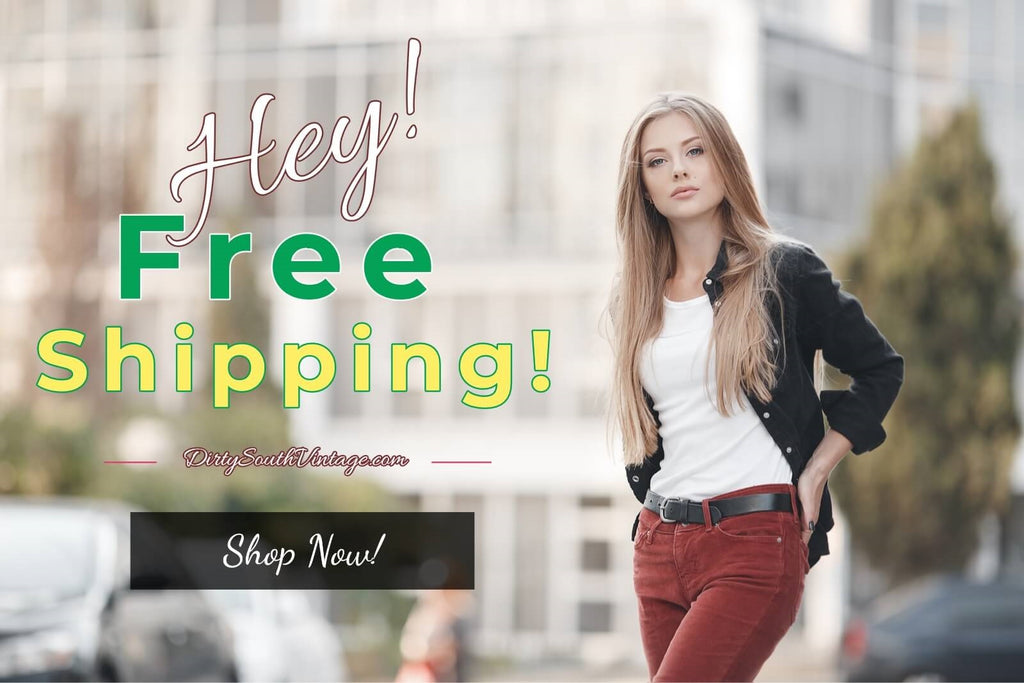 Shop DSV Fashions Now With Free Shipping!!