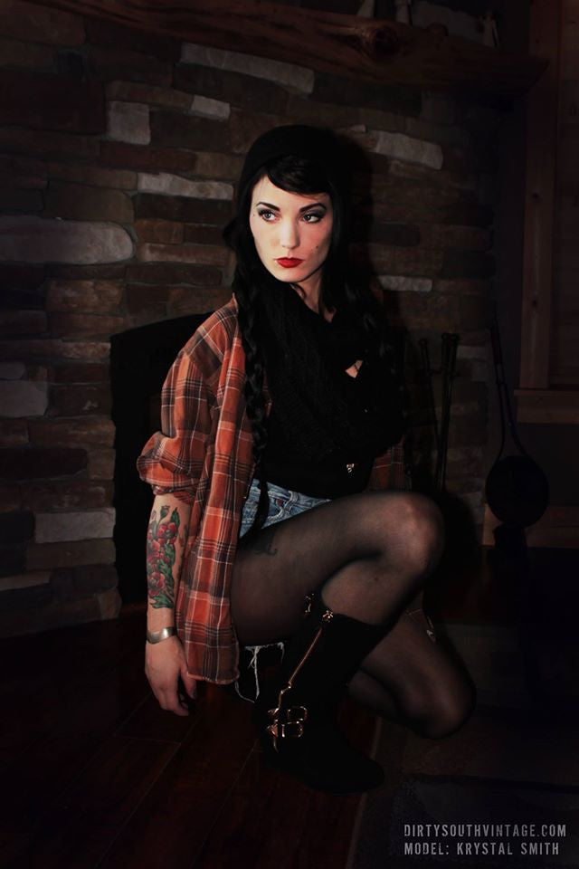 Model Krystal Smith Shows you just how good Our Vintage Clothes Look!!