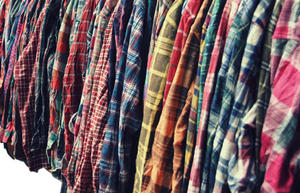 Mystery Flannel Shirts not on Etsy now at DirtySouthVintage!