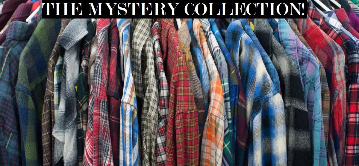 mystery hipster flanne shirts, mystery sweaters, mystery collections