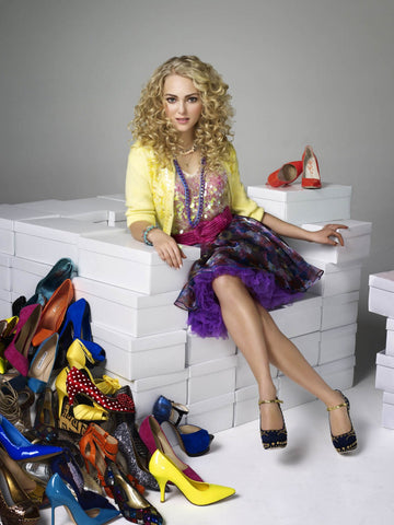 carrie and the shoes she wears!