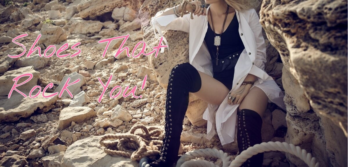 Shoes & Boots that rock you!