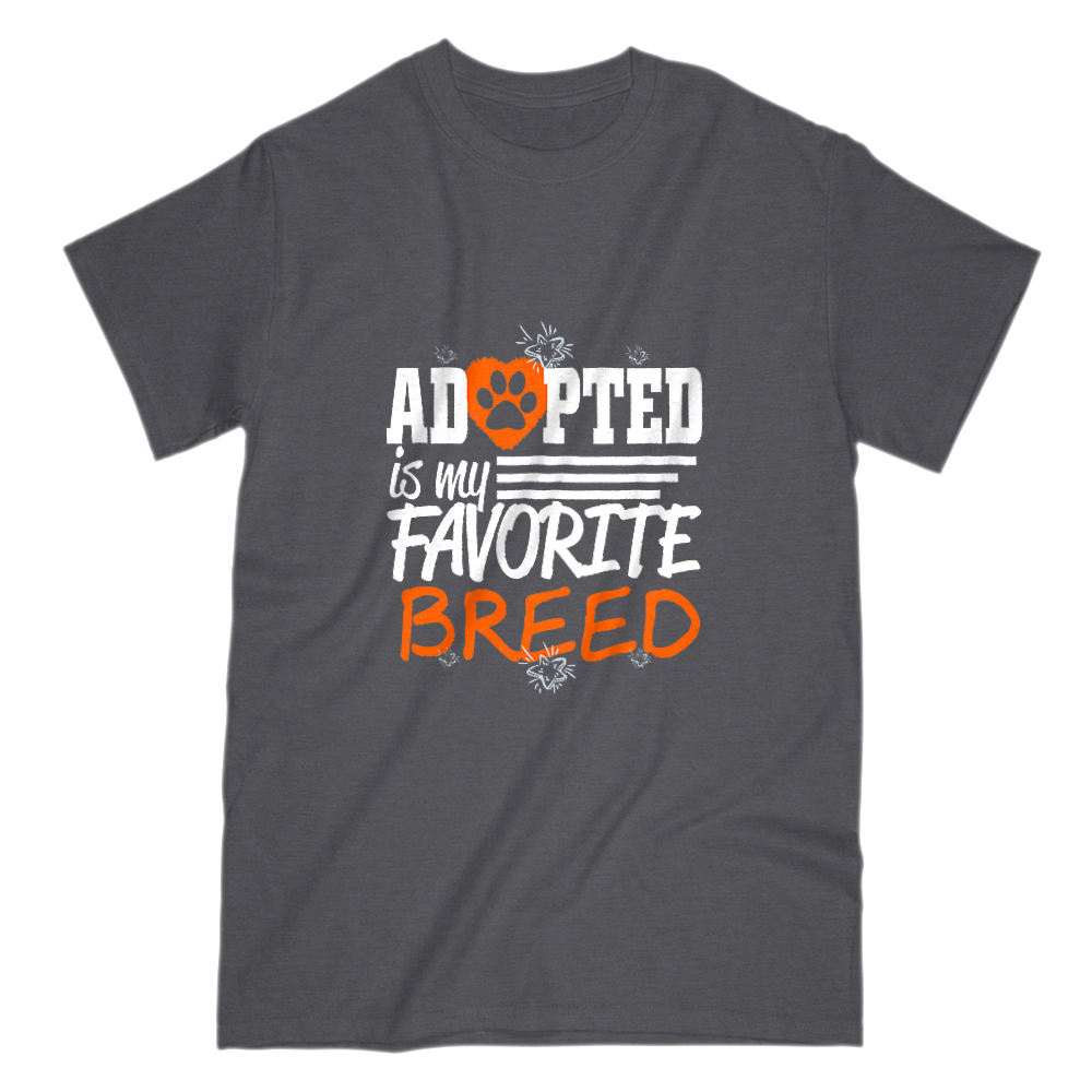 Adopted Tees, All Sizes & Colors.