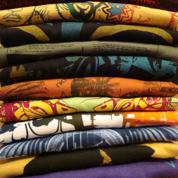 Mystery Shirts & Graphic Tee Shirts:Vintage & Modern: All Sizes & Styles